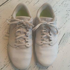 Nike cheer sneakers